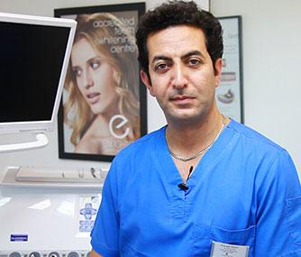 Dr Darius Sair