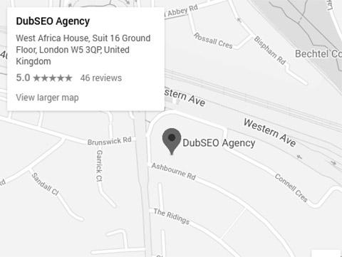 DubSeo Google Map