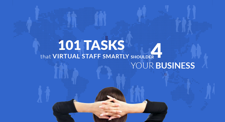 Tasks that Virtual Staff can Smartly Shoulder for Business to Grow