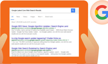 Buzz about Google's Latest Search Update and SEO