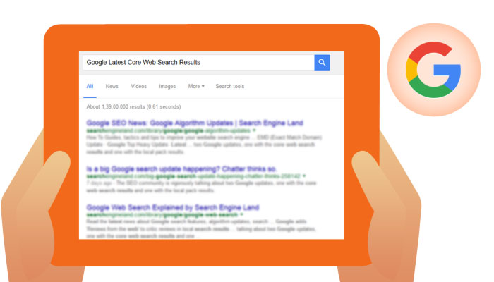 Buzz about Google's Latest Search Update