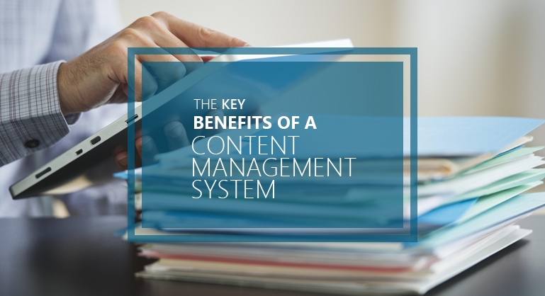 Content management system and its benefits