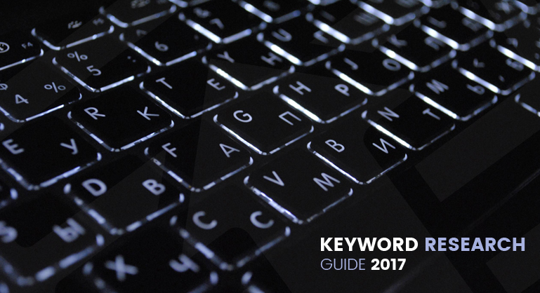 2017 keyword research guide