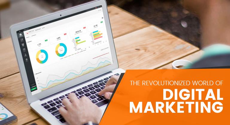 Revolutionized World of Digital Marketing - DubSEO