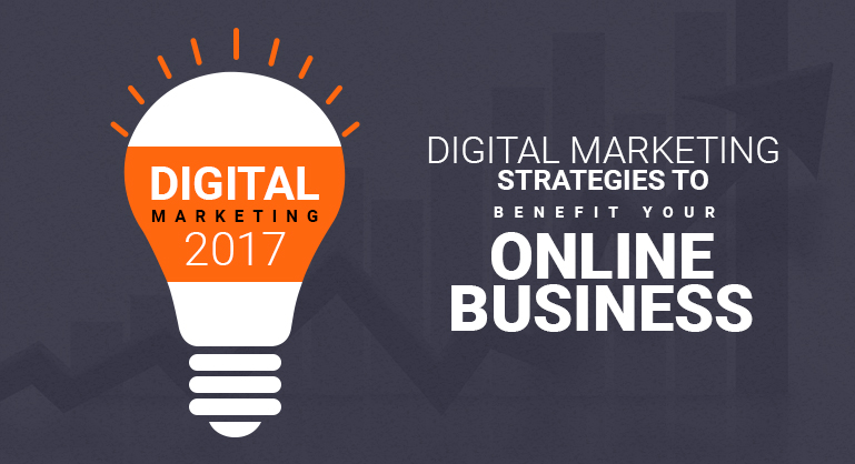 Digital Marketing Strategies For Your Online Business