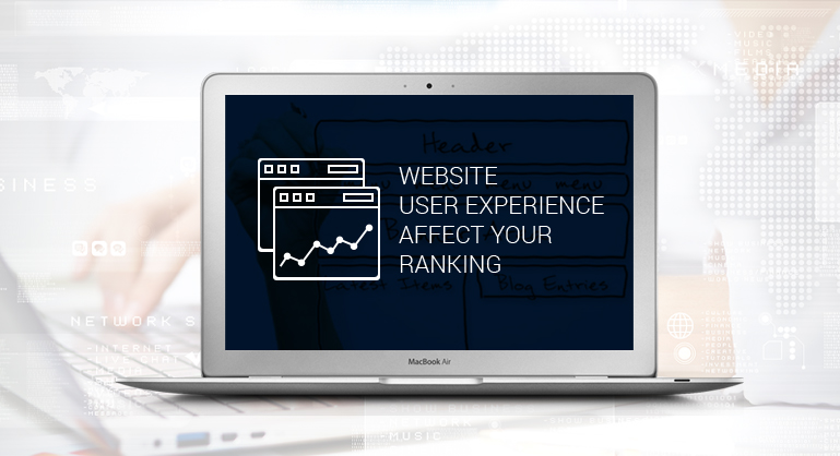Website User Experience can help in Ranking
