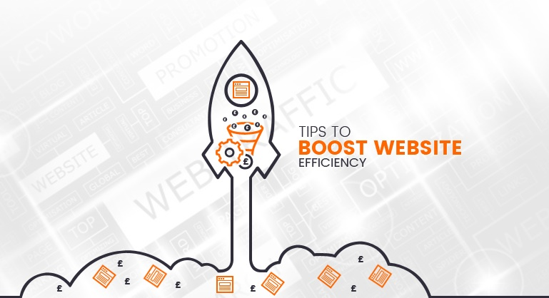 Tips to boost website efficiency - CRO Agency