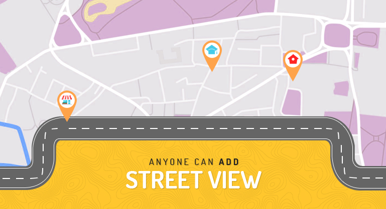 "Google Allow Anyone to Add to Its ""Street View"" Database"