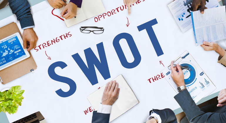 Businesses Based on SWOT Strategy