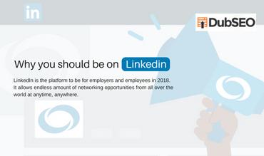 LinkedIn as a professional