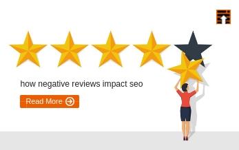 How Negative Reviews Impact SEO