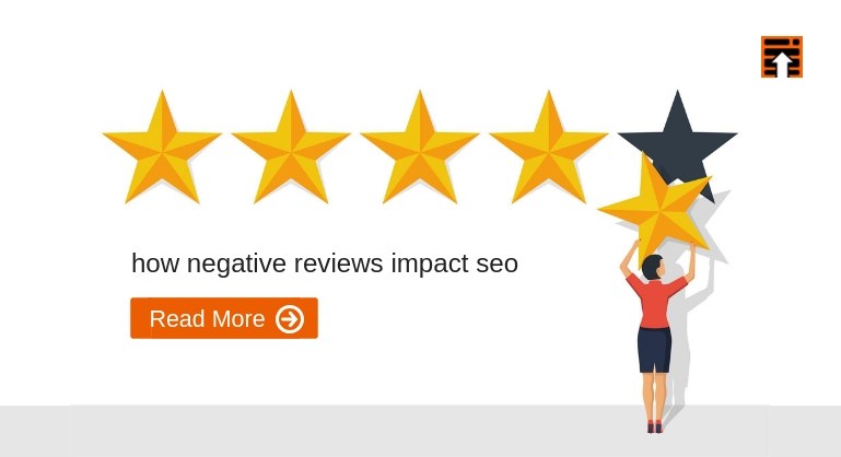 Negative Reviews Impact SEO