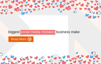 Biggest Social Media Mistake Businesses Make That Damage - DubSEO