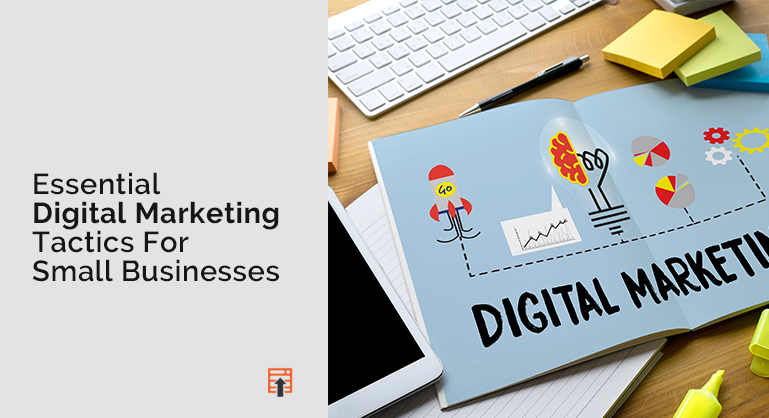 Essential Digital Marketing Tactics for Small Businesses By DubSEO