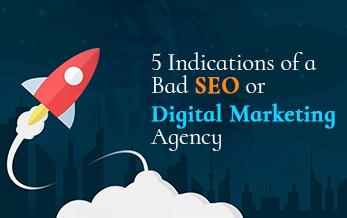5 Signs of a Bad SEO or Digital Marketing Agency