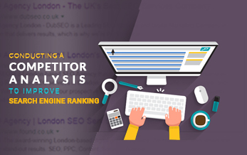 A competitor analysis to Improve Search Engine Ranking