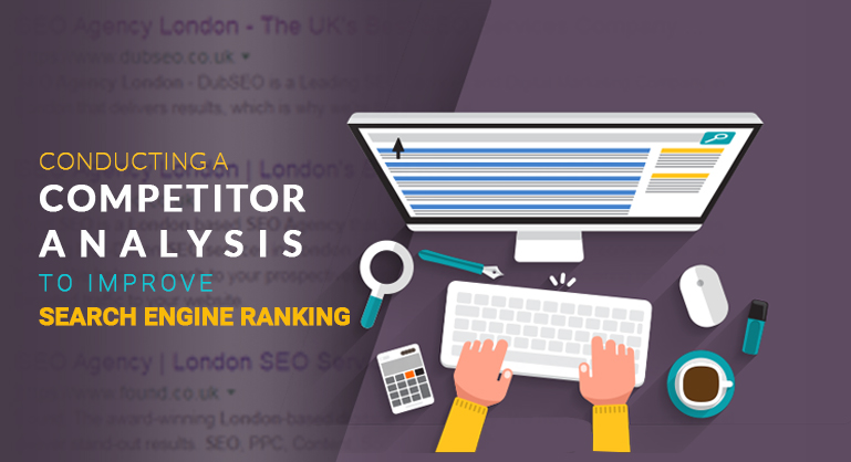 competitor analysis to Improve Search Engine Ranking