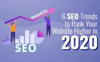 6 SEO Trends to Rank Your Website Higher 2020