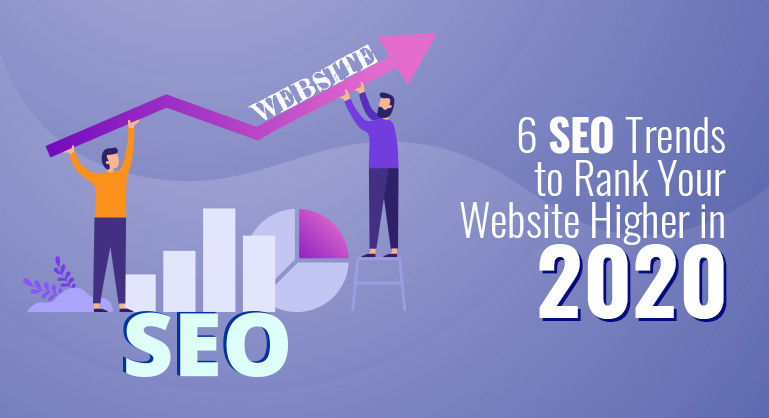 SEO Trends to Rank Your Website Higher in 2020
